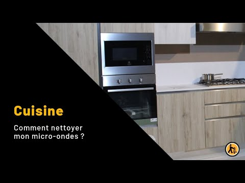 nettoyer mon micro onde youtube. Black Bedroom Furniture Sets. Home Design Ideas