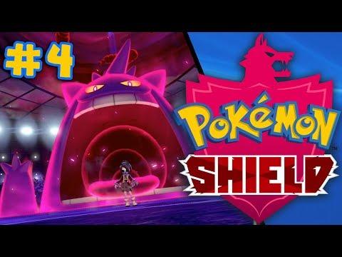Pokémon Shield | Allistar's Gym Badge #4
