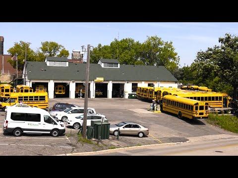 Agenda Edina New School Bus Garage Early September 2016