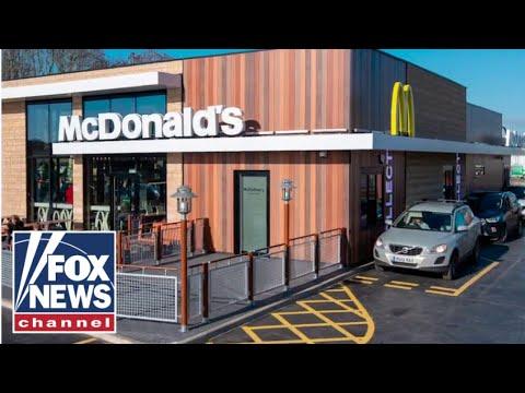McDonald's testing automated drive-thru