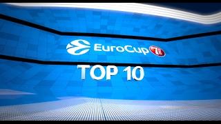 7DAYS EuroCup Top 10 plays of the Top 16!