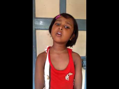 """Gofchuri"" of Sukumar Roy recited by Adrija Modak"