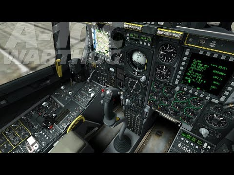 Most Realistic Simulator of the Combat Aircraft on PC ! DCS: A-10C Warthog