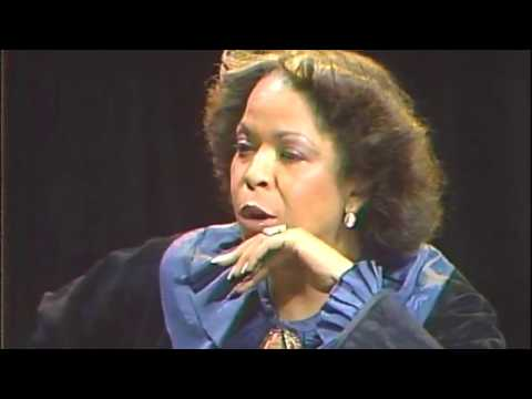 Around the piano with Della Reese (Touched by an Angel) and Charles Strouse