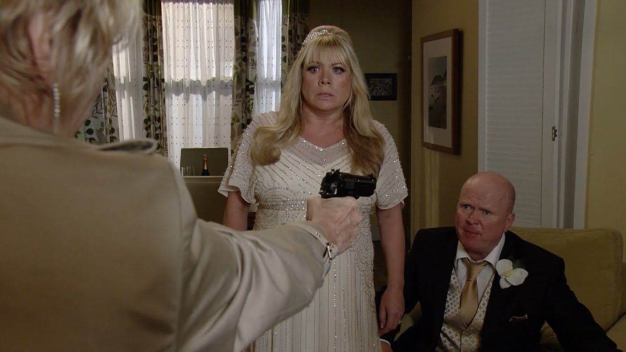 Spoilers Shotgun Wedding Eastenders Bbc One