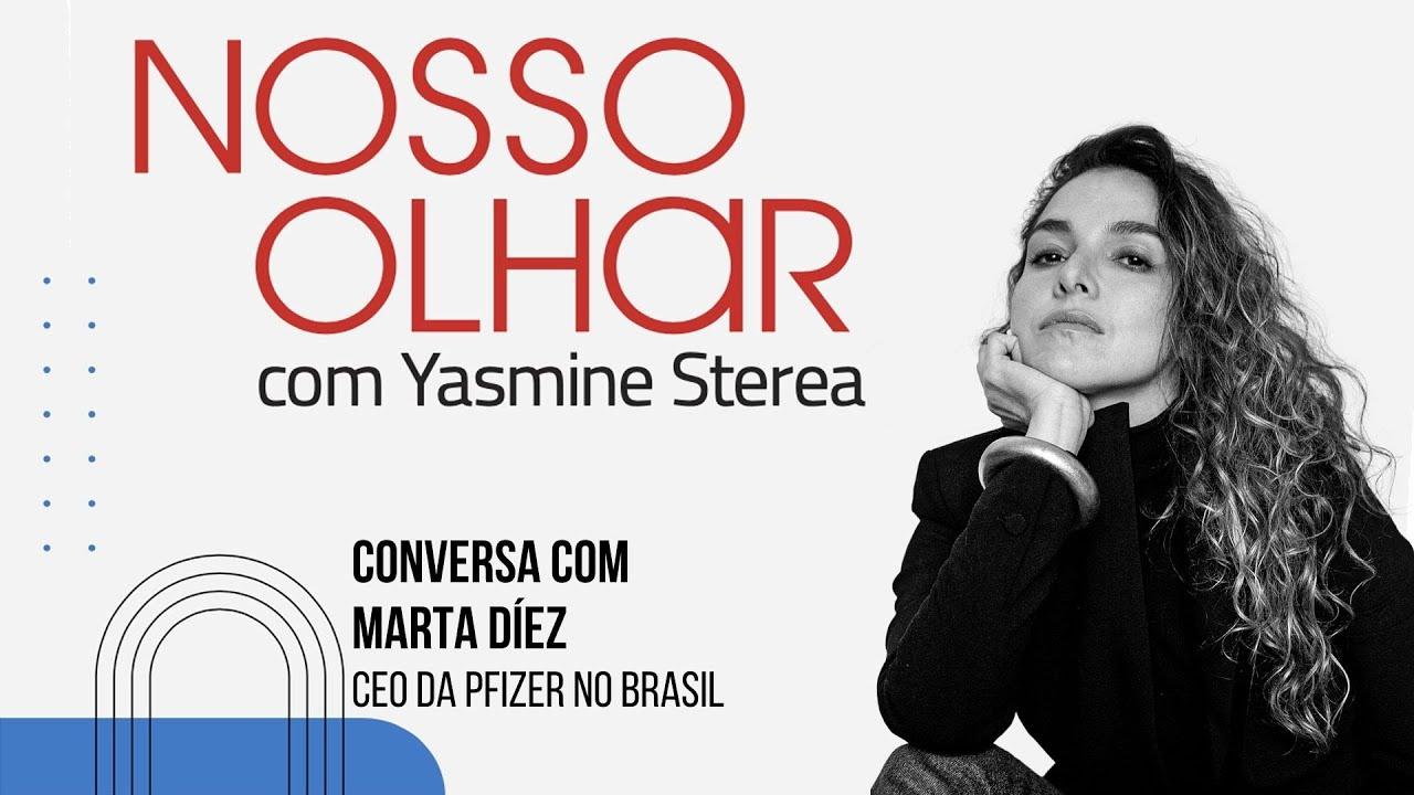 "Yasmine Sterea entrevista Marta Díez - ""Estamos a serviço da humanidade"""