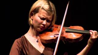 Alina Ibragimova  J.S. Bach:Sarabande  Violin Partita No.2 in D minor BWV 1004