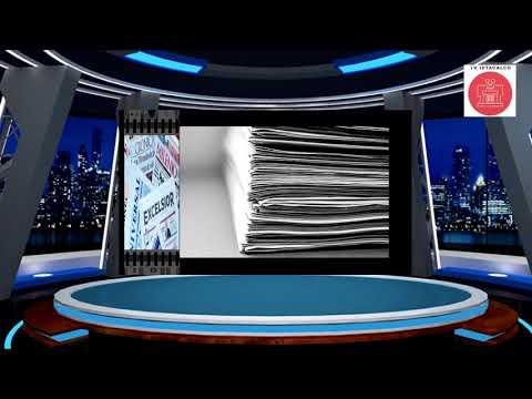 Pantalla Estudio TV Iztacalco