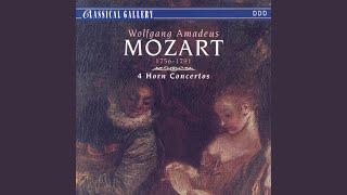 Horn Concerto No. 4 in E-Flat Major, K .495: II. Romanza: Andante