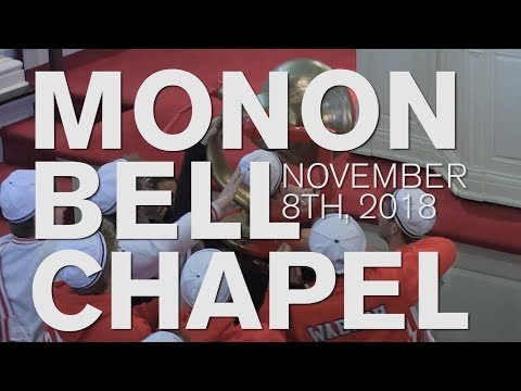 Chapel Talk at Wabash College: Monon Bell Chapel (November 8, 2018)
