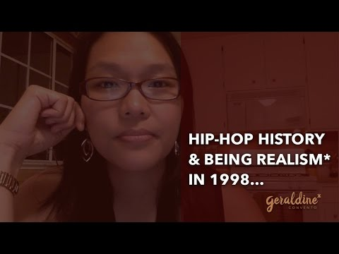 Hip-Hop History and Being Realism* in 1998 | Creative Souls Documentary