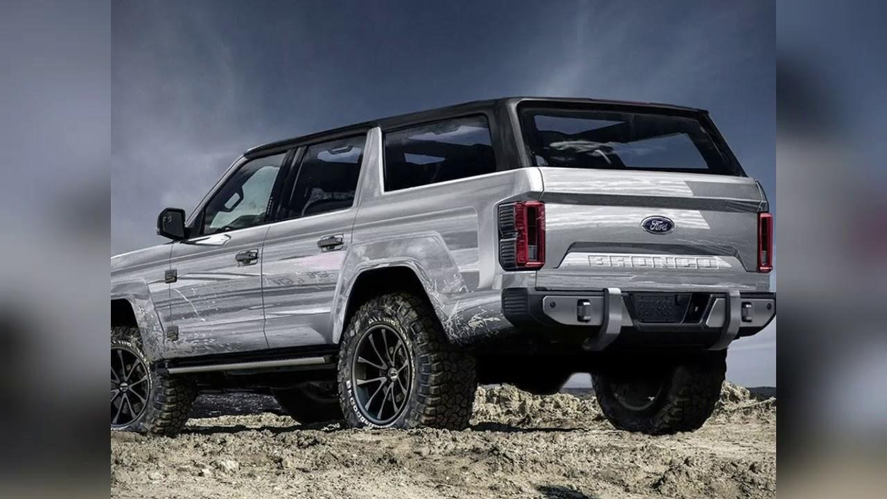 New Ford Bronco del 2020 | De 4 Puertas & 2 Puertas - YouTube