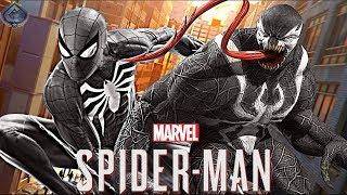 Spider-Man PS4 - NO Symbiote Suit or Venom?!