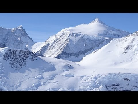 Vinson Massif, Antarctica climbing expedition - December 2013 - January 2014