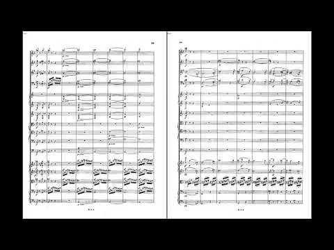 Robert Schumann - Symphony no. 4 Op. 120 (1851) (+sheet music)