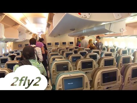 SINGAPORE AIRLINES AIRBUS A380 AUCKLAND-SINGAPORE ECONOMY CLASS