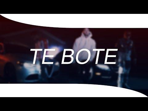 Nio García, Casper, Darell Type Beat – ''TE BOTE''  Instrumental Beat 2018