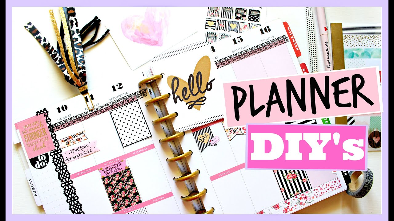 How Planner Make Own Pages Your
