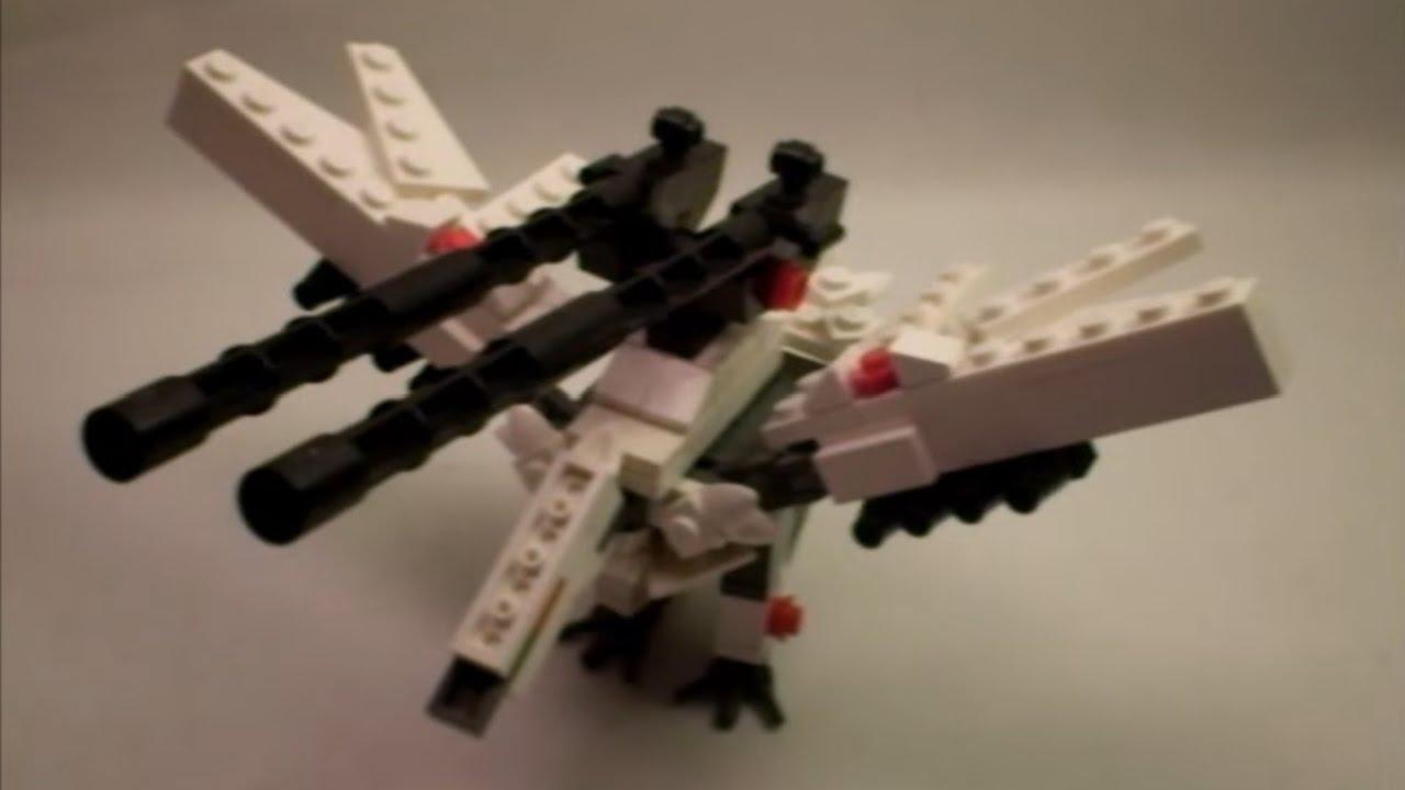Lego Zoids Fuzors Buster Eagle Youtube