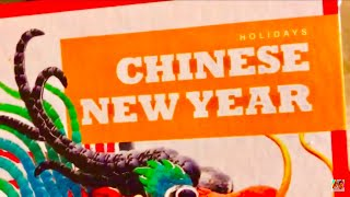HAPPY CHINESE NEW YEAR - BOOK - Read Aloud - Holidays