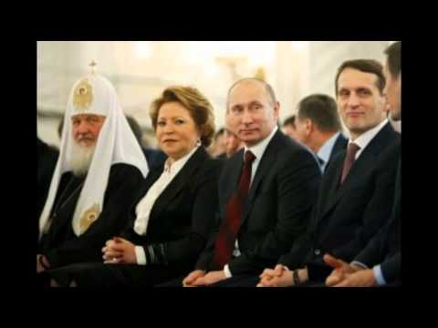 Russian Orthodox Church Patriarch Kirill Endorses Breguet - New Soviet Product Placement