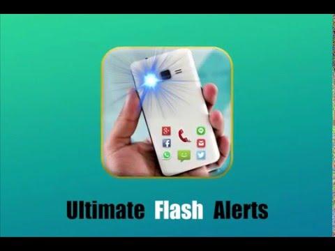 Ultimate Flash Alerts