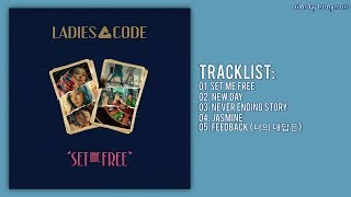 [Full Album] LADIES' CODE (레이디스 코드) – CODE#03 SET ME FREE