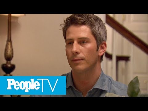 'Bachelor': Arie's Nerves Reach All-Time High During Lauren B.'s Awkward Hometown Date   PeopleTV