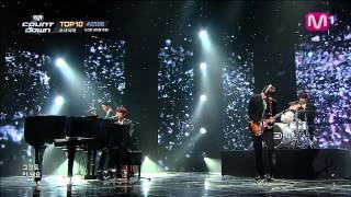 씨엔블루_Can't Stop (Can't Stop By CNBLUE Of M COUNTDOWN 2014.03.13)