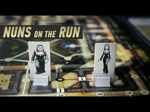 Геймплей #123 - Nuns on the run