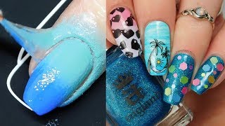 Amazing 18 Nail Art Designs | New Nail Art Compilation November 2018 by MUA DIY
