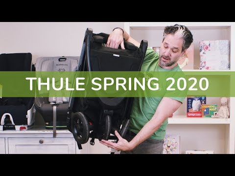 Thule Spring 2020 Stroller | Full Review | Magic Beans | Best Lightweight Strollers