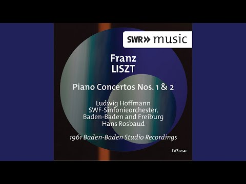 Piano Concerto No. 1 in E-Flat Major, S. 124: I. Allegro maestoso