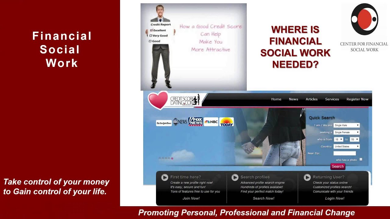 Financial Social Work Certification 30 Launch Youtube