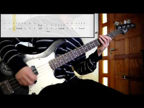 Holiday - Green Day [Bass Cover WITH TABS] (Playalong)