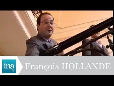 François Hollande superstar - Archive INA