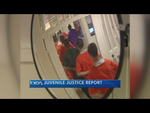 Study: Texas cut juvenile jail rates, saw youth crime fall
