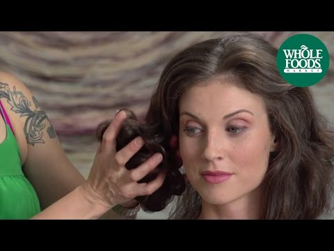 How to Do a Messy Bun | Natural Beauty | Whole Foods Market