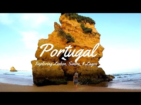Travel Portugal in 4K: Lisbon, Sintra & Lagos | GoPro & DJI Mavic Pro