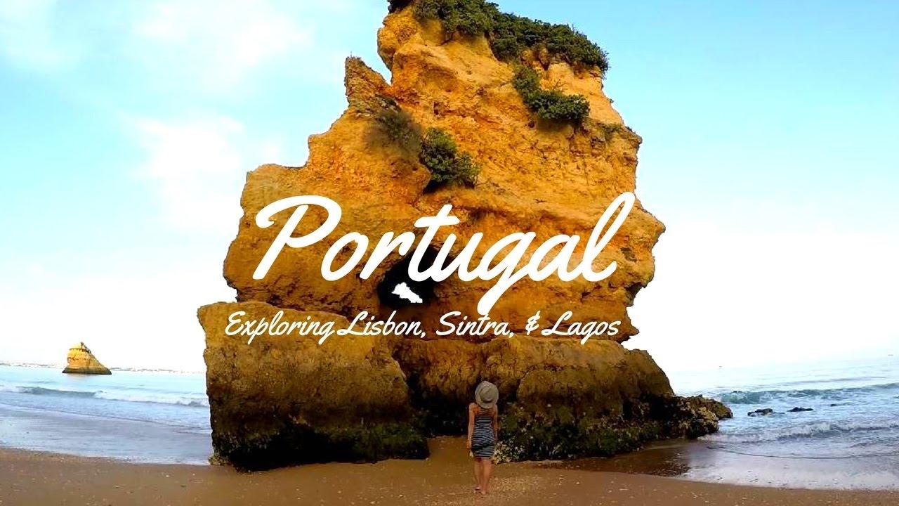 Travel Portugal in 4K: Lisbon, Sintra & Lagos | GoPro & DJI Mavic Pro