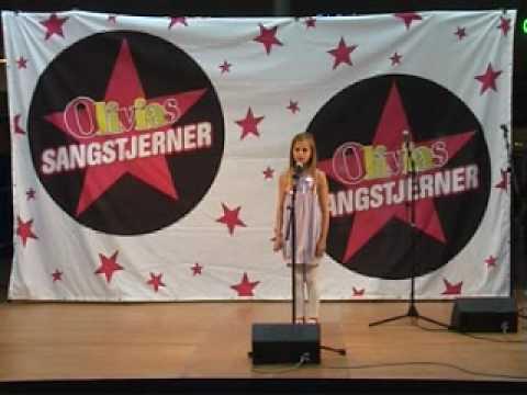 Maria Jensen synger i Olivia Sangstjerner i Århus