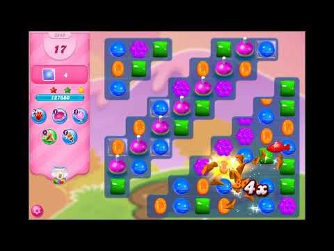 Candy Crush Saga - Level 3243 ☆☆☆