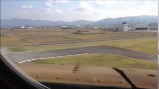20141019陸自明野基地ボーイングバートルチヌークヘリ体験飛行.