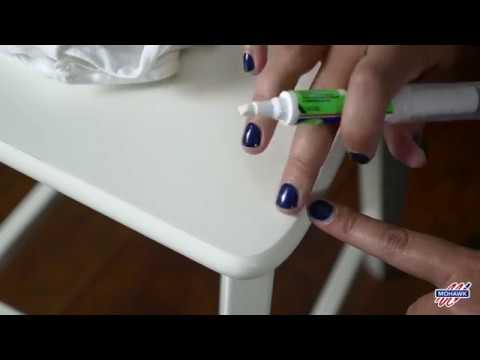 How To Repair White IKEA® Furniture   Mohawk 3 In 1 Repair Stick