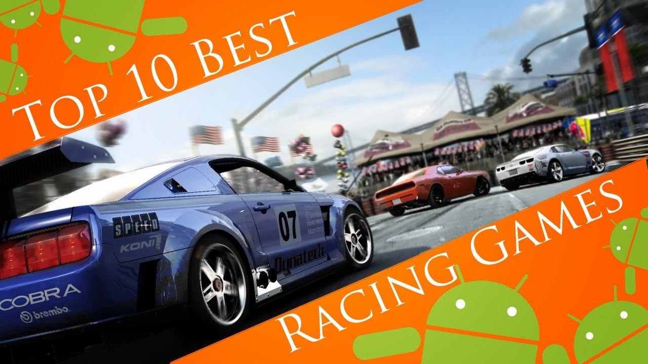Top 10 Best Android Racing Games 2013 Hd Youtube