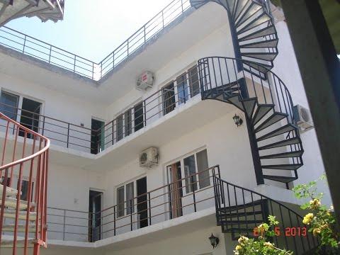 Обзор гостевого дома ВЕРА, Кабардинка, люкс, 7 минут до моря