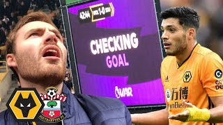 JIMENEZ HAT-TRICK... (GONE WRONG) Wolves Vs Southampton 1-1 Matchday Vlog