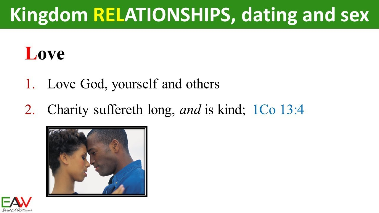 Tips on dating a pastor