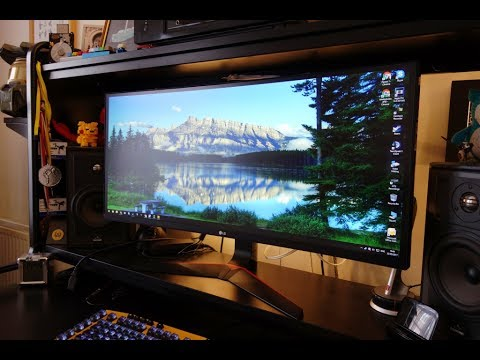 Learn about LG 34UC79G Ultra Wide Gaming Monitor Everything.www.techxpertbangla.com