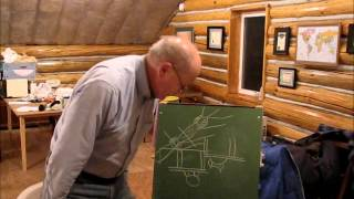 How To Build Log Gables On A Log Cabin